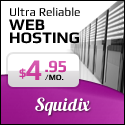 Squidix Web Hosting